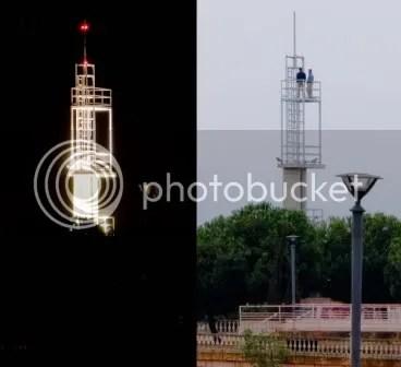 Torre de Comunicaciones del Parque Alonso Sánchez. Foto: Pierre Marie