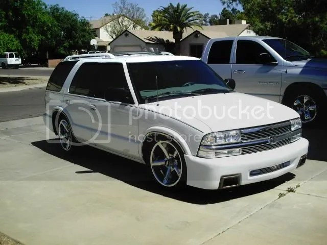Lowered 2005 Chevy 4 Door