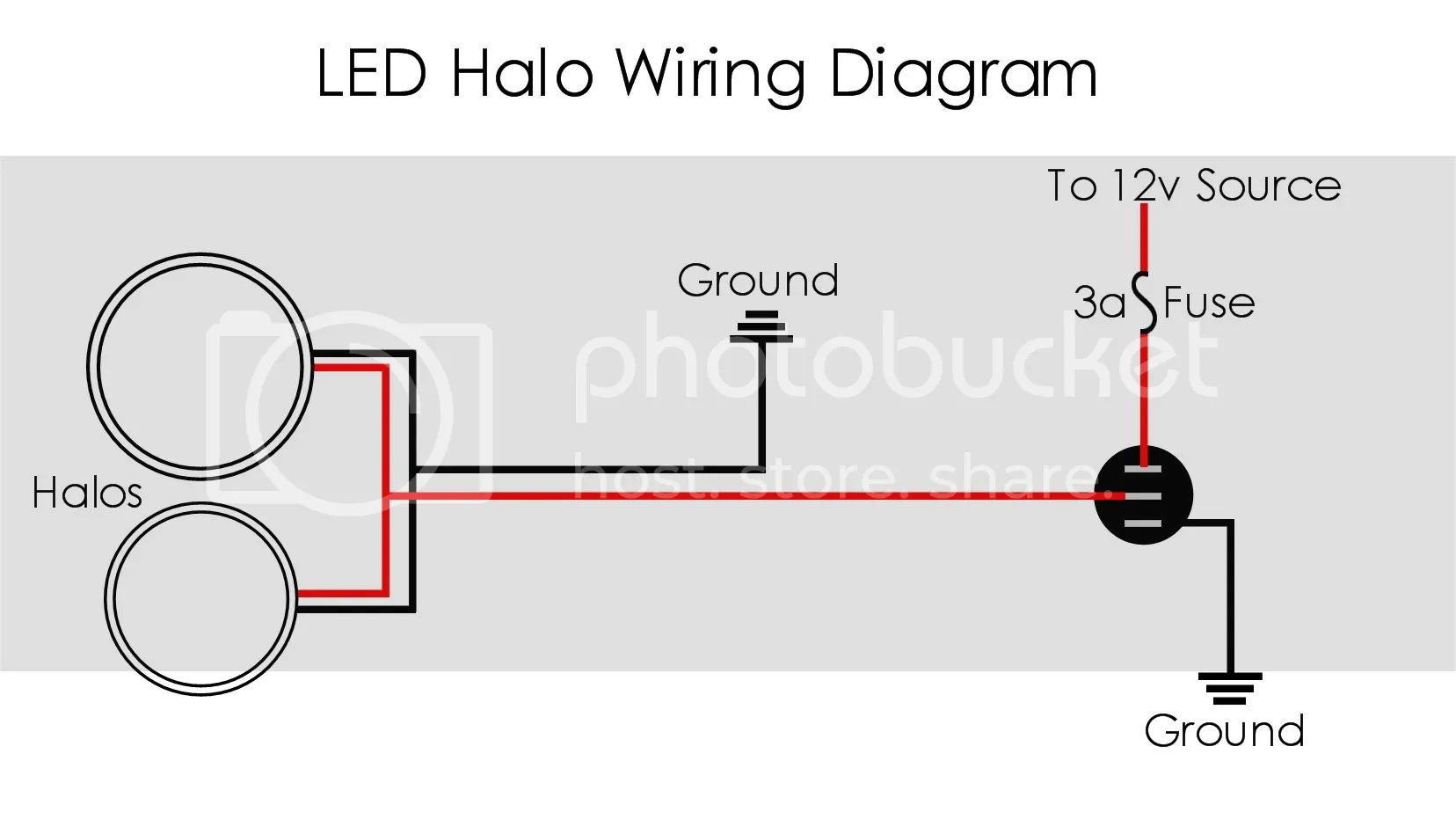 simple fog light wiring diagram