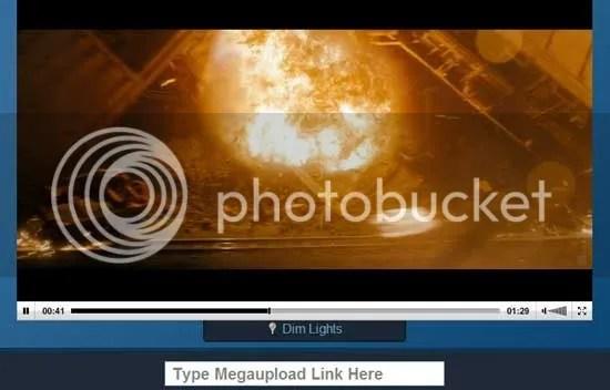 Xem video trên Megaupload trước khi download nó