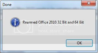 Office 2010 Trial Extender