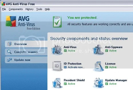 Download AVG Anti-Virus 9 miễn phí