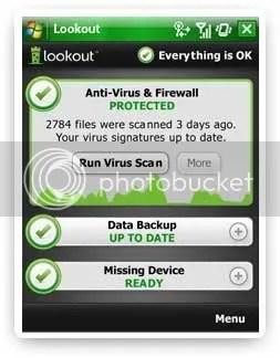 Lookout: Phần mềm diệt virus miễn phí cho điện thoại thông minh