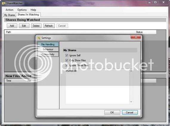 ShareWatcher: Theo dõi và cảnh báo người dùng khi ai đó truy cập file và folder được chia sẻ
