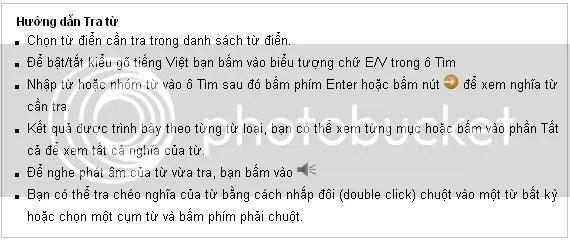 vietgle.vn, Những từ điển trực tuyến miễn phí tốt nhất