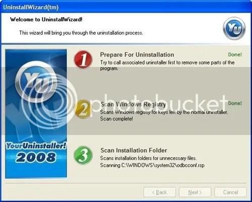 Your Uninstaller!: Gỡ bỏ tận gốc phần mềm