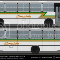 Busscar Urbanus - Intermunicipais & Fretamentos