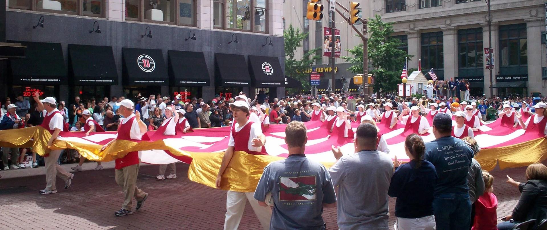 500 Festival Parade 2011