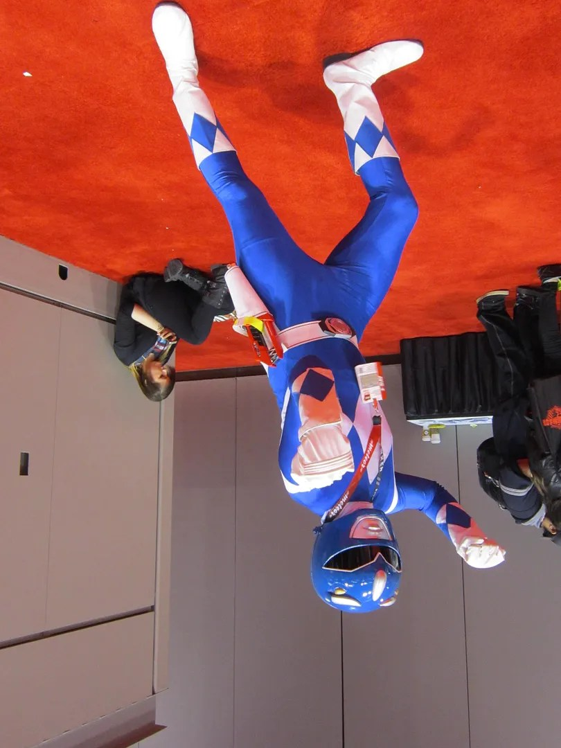 Blue Power Ranger, C2E2