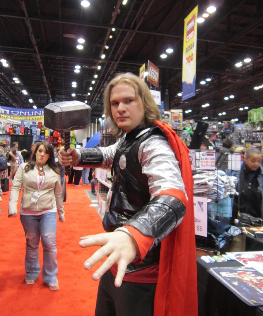 Thor, C2E2