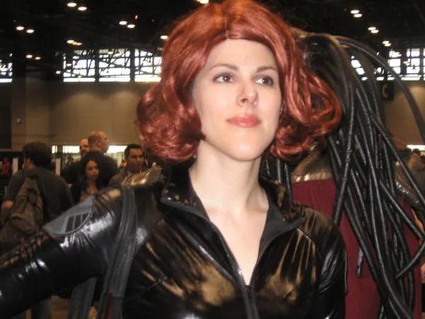 Black Widow, C2E2