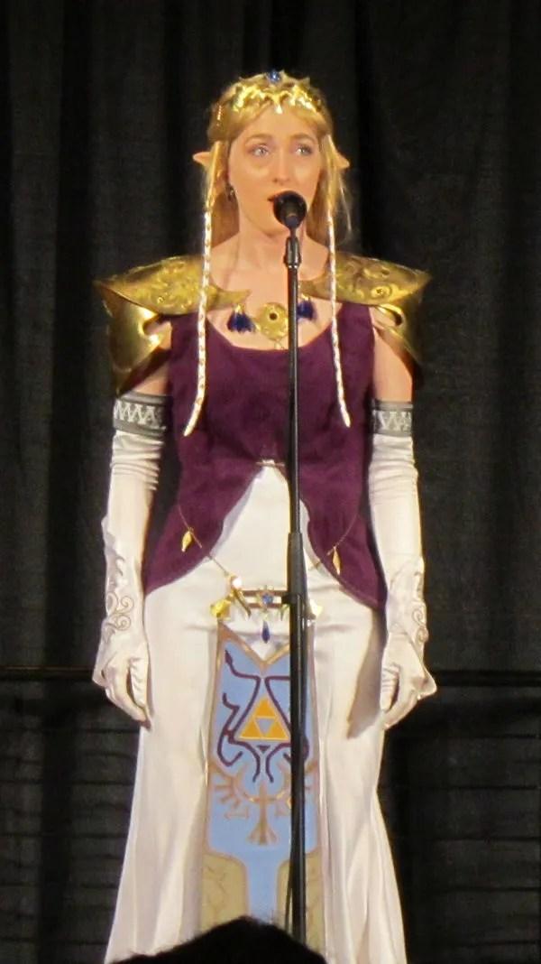 """Twilight Princess"" Zelda"