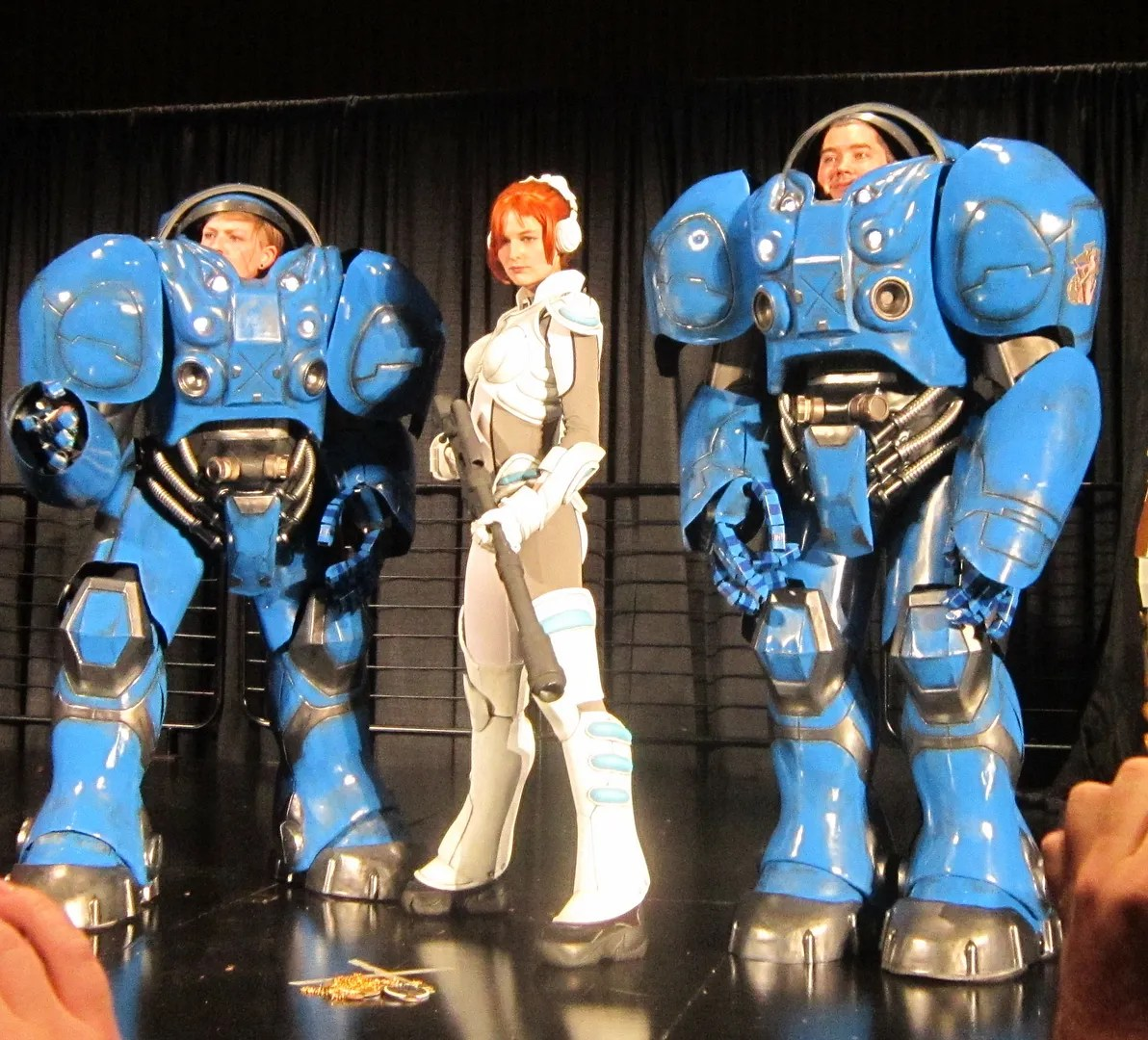 Sarah Kerrigan, Space Marines, StarCraft, GenCon 2013