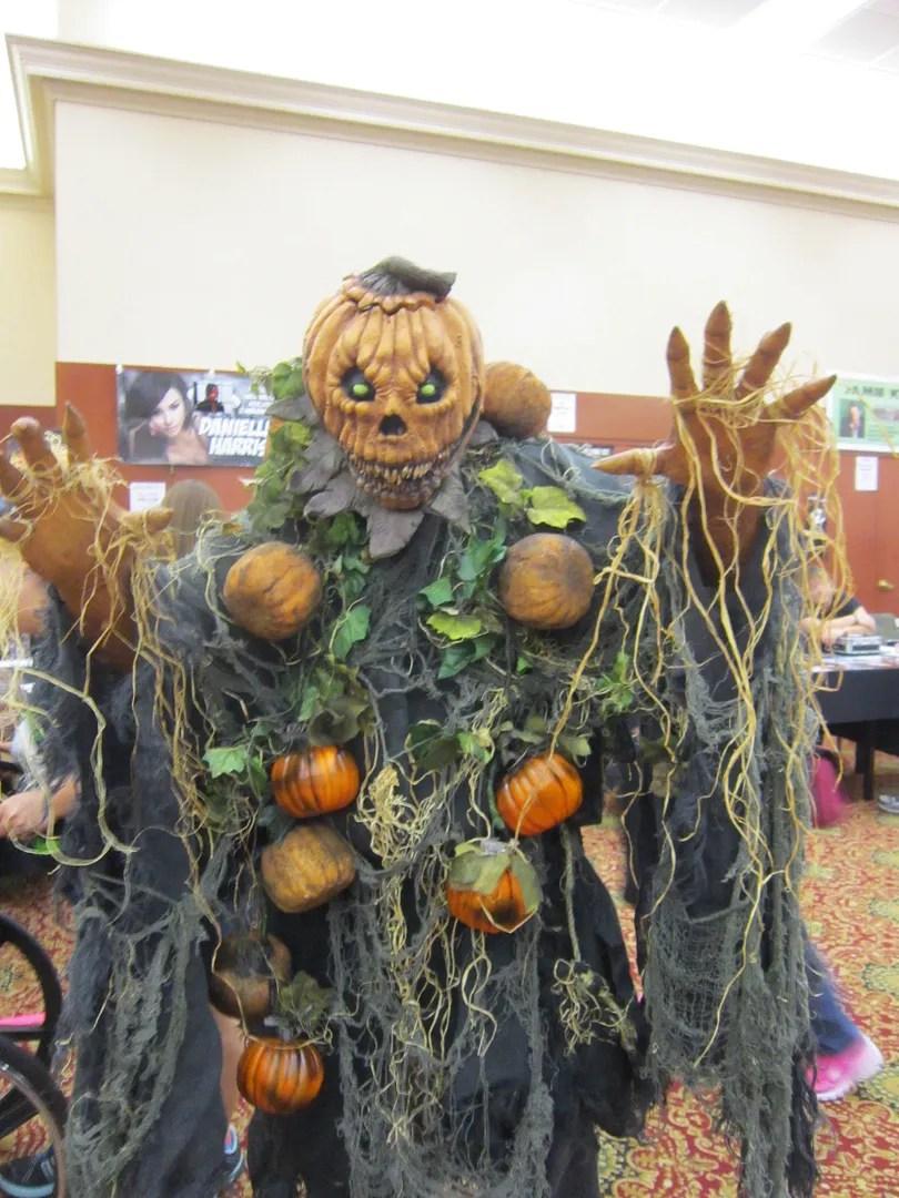 pumpkin flavored everything demon