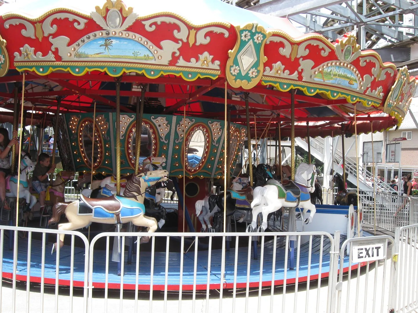 Carousel @ Indiana Beach