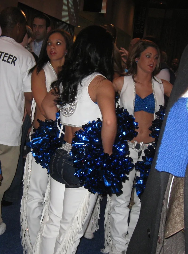 Indianapolis Colts Cheerleaders