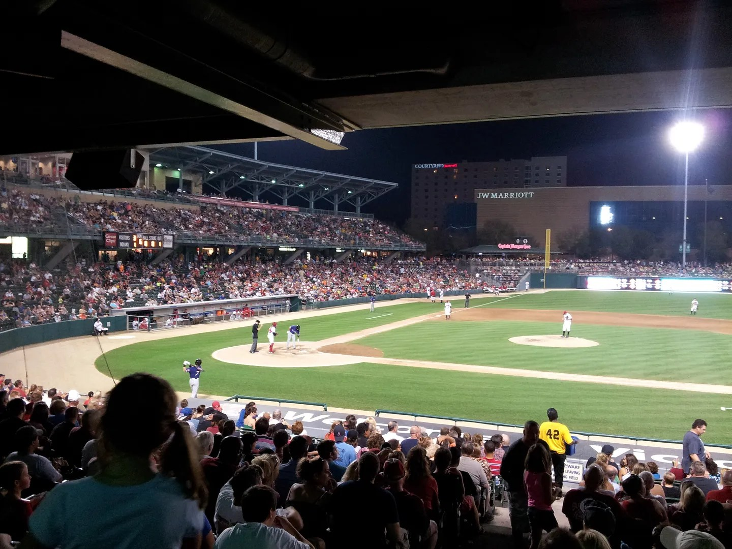 Victory Field, Indianapolis Indians