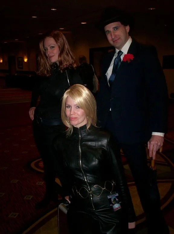 Avengers costumes, Starbase Indy 2010
