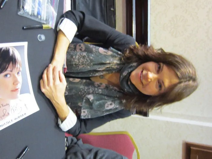Nicole DeBoer, Ezri Dax, Star Trek, Deep Space Nine, Starbase Indy 2012