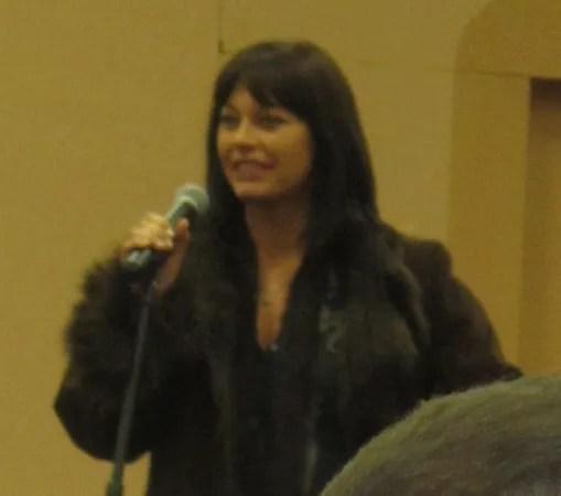 Musetta Vander, Starbase Indy 2013
