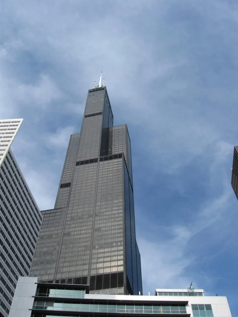 Willis Tower, Sears Tower, Chicago