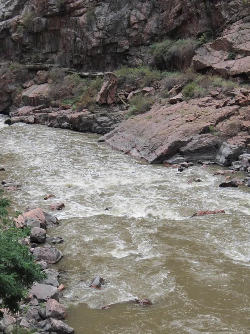 Arkansas River, Royal Gorge, Canon City, Colorado