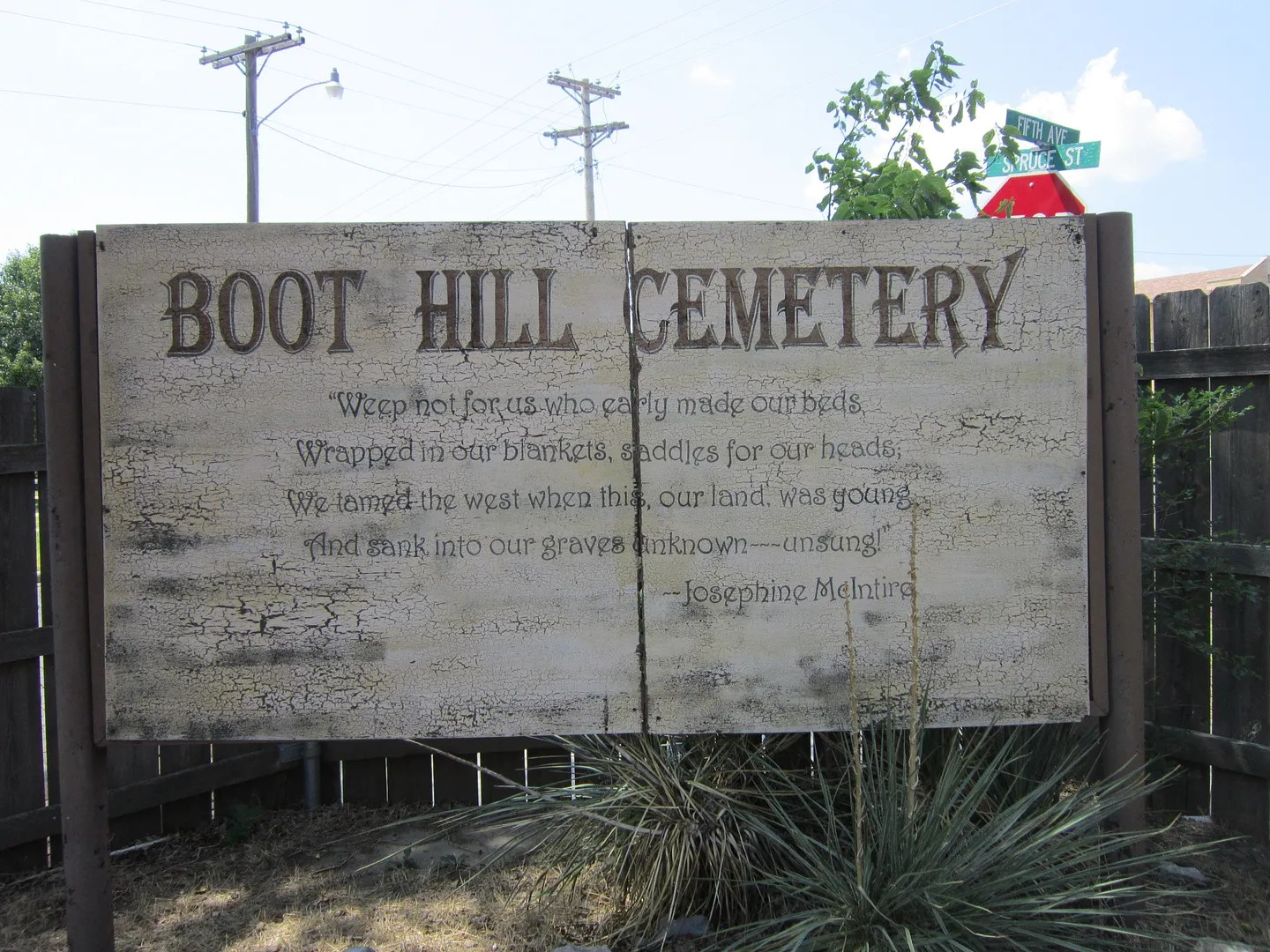 Boot Hill Museum, Dodge City, Kansas