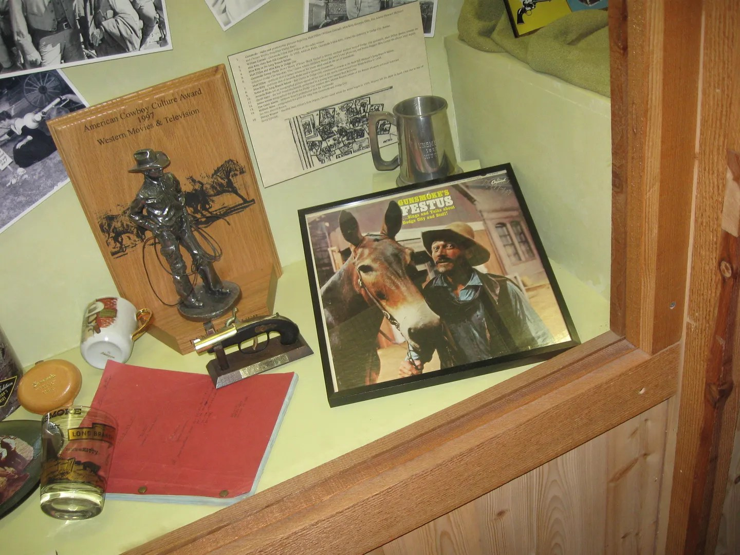 Gunsmoke, Boot Hill Museum, Dodge City, Kansas
