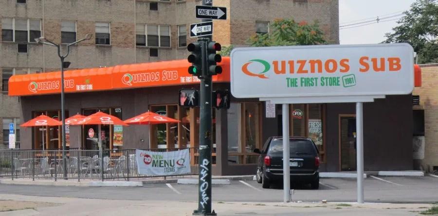 Quiznos, Denver, Colorado