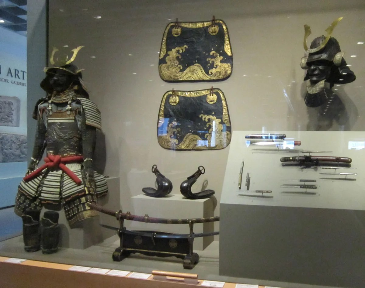 Samurai armor, Denver Art Museum
