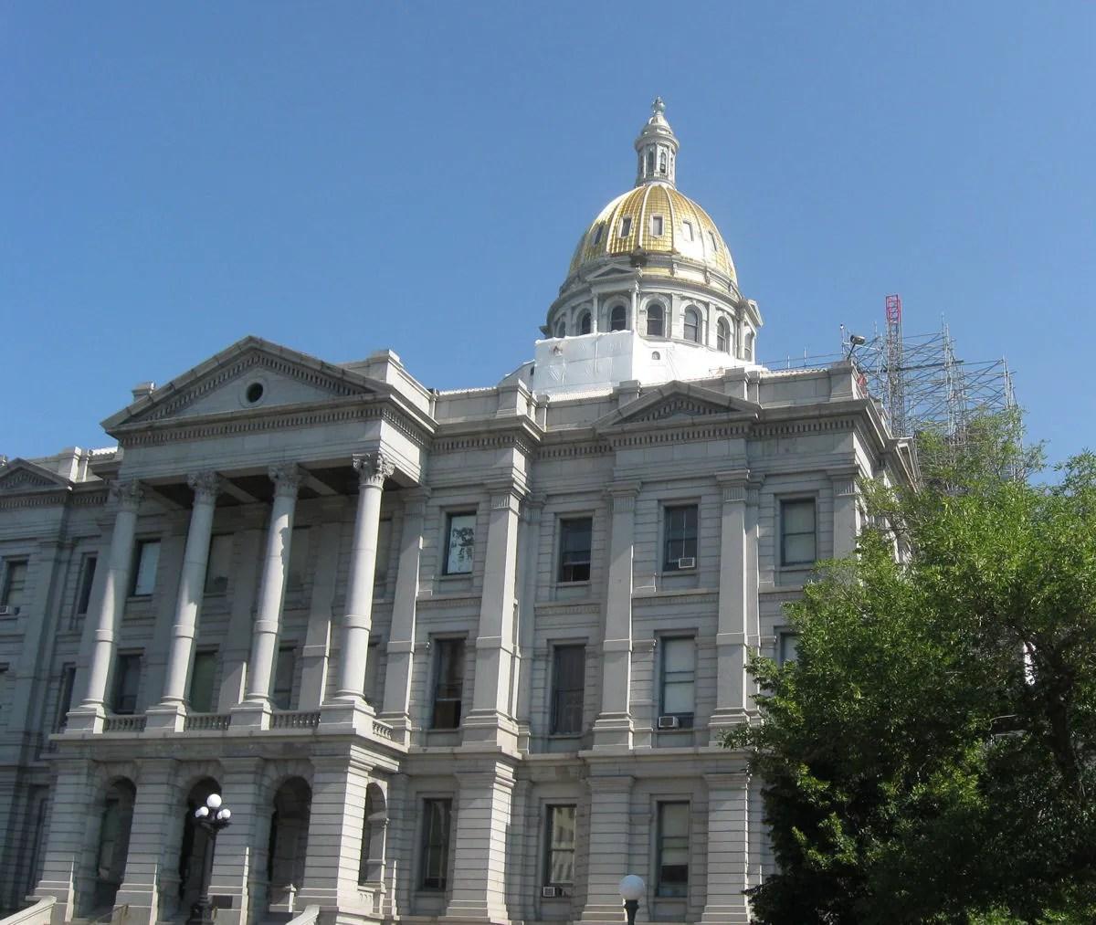 Colorado State Capitol, Denver