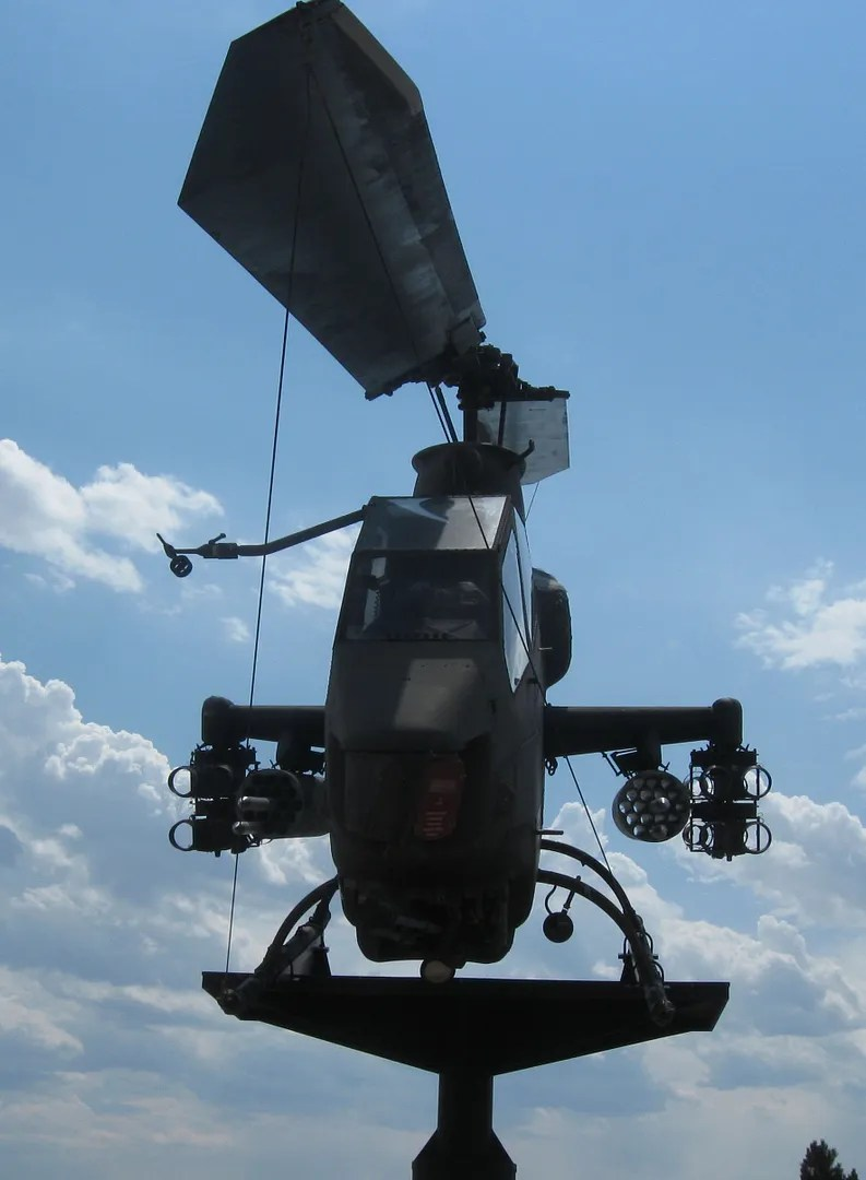 Ah-1 Cobra Helicopter, Colorado