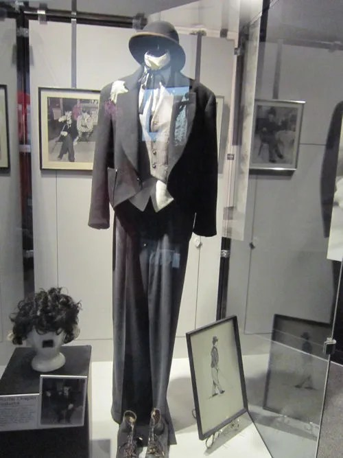 Lucy Ricardo Charlie Chaplin costume