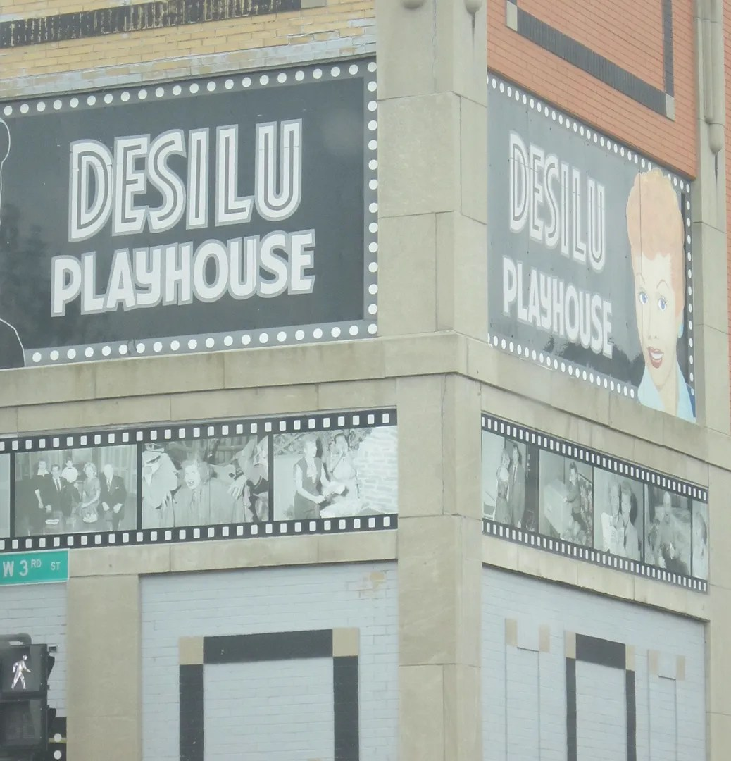 Desilu Playhouse, Jamestown
