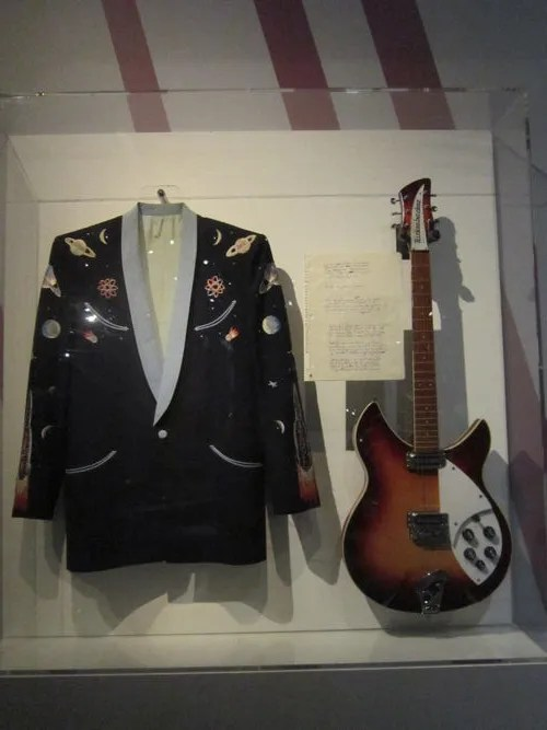 Tom Petty jacket