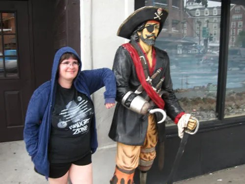 Salem Pirate Museum, Massachusetts