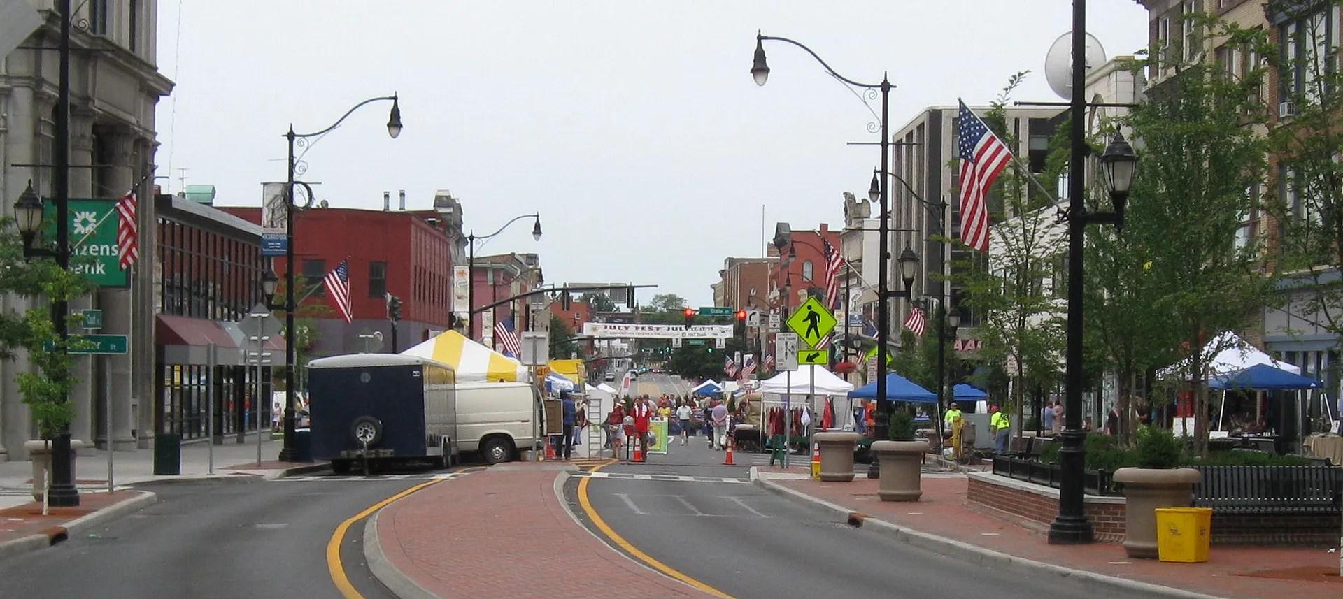 Binghamton July Fest 2013