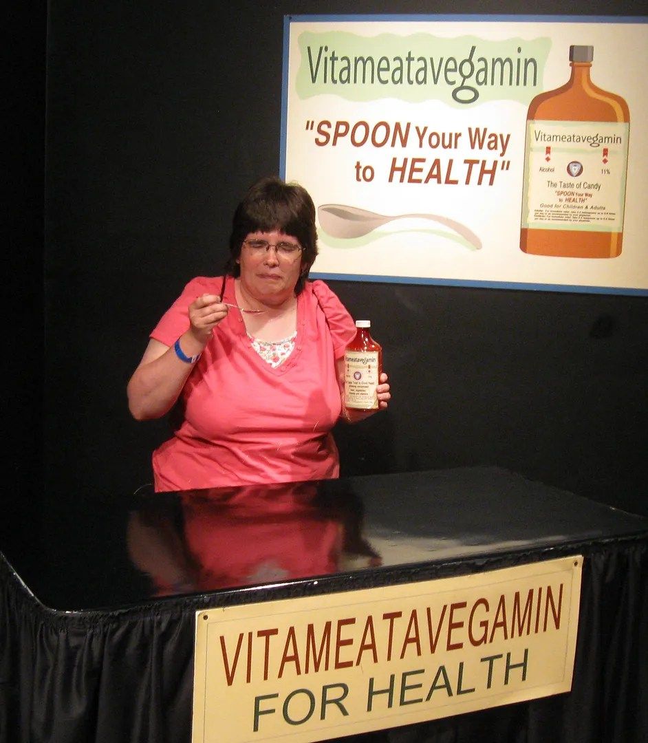Vitameatavegamin audition