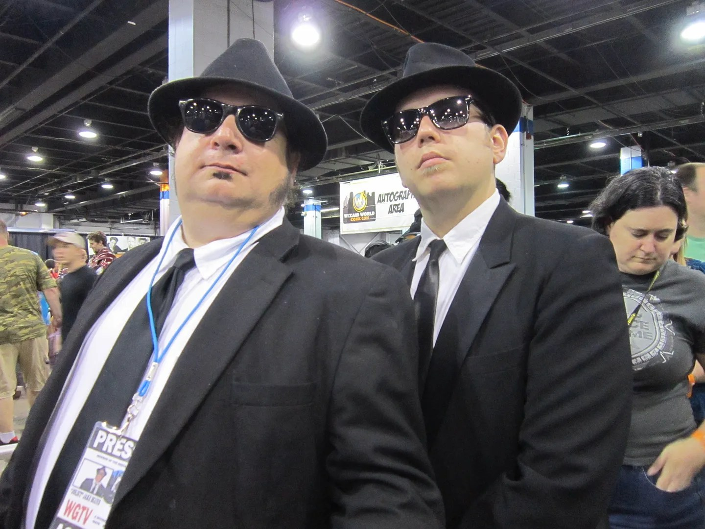 Blues Brothers, Wizard World Chicago 2013