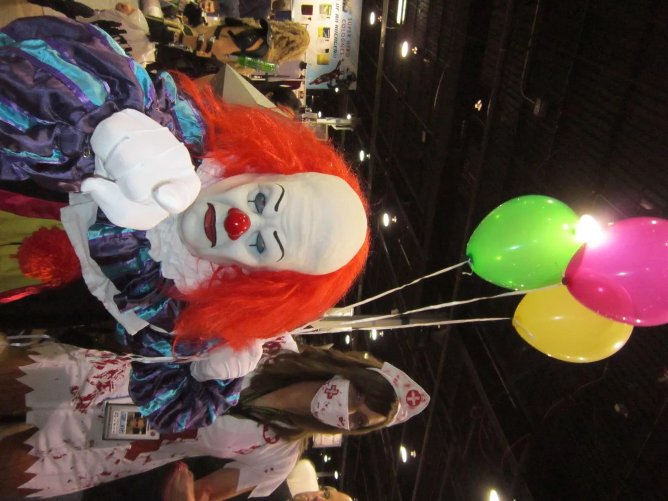 Pennywise is IT.