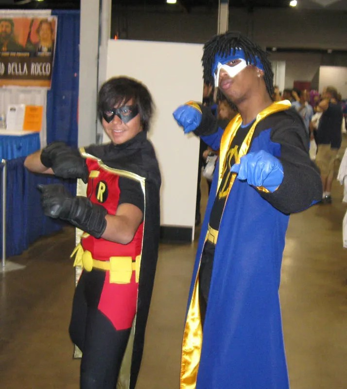 Static and Robin
