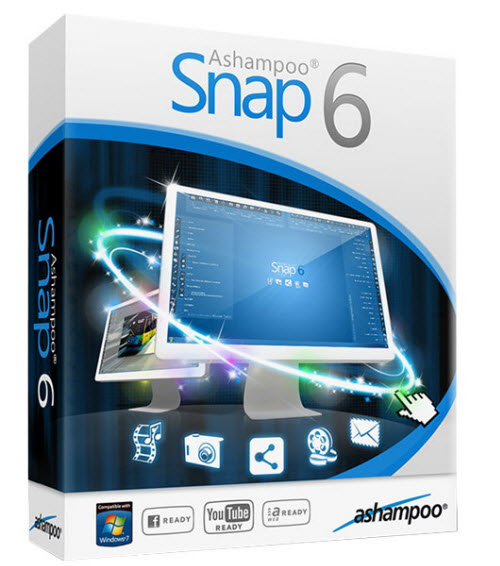 Ashampoo Snap 6.0.3 Multilanguage