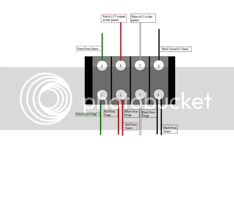 Prosport Gauge Wiring Diagram