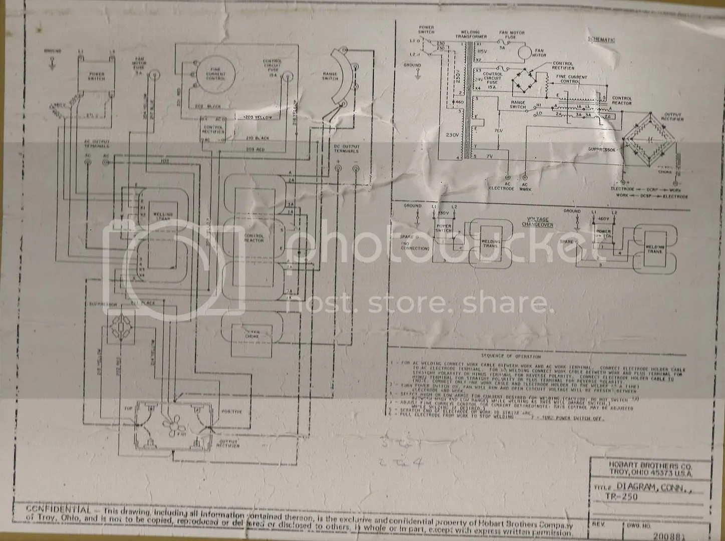 hight resolution of simple welder wiring schematic wiring library scr control and breaker tripping archive weldingweb