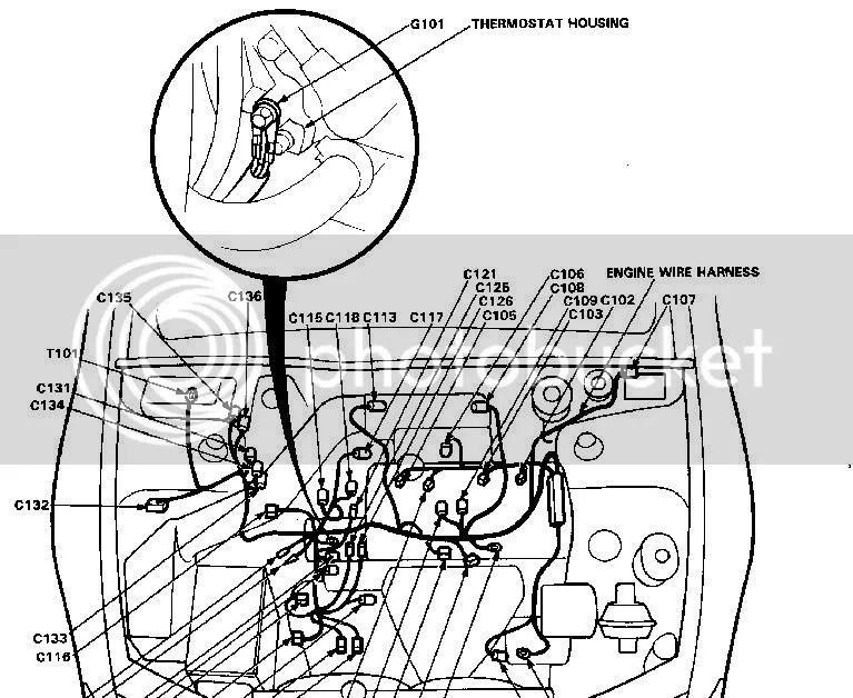 99 Honda Odyssey Fuse Box