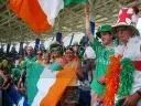 Ireland Cricket Fans  Are Very FUN!