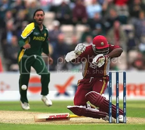 This is how lethal Shoaib Akhtar can be....