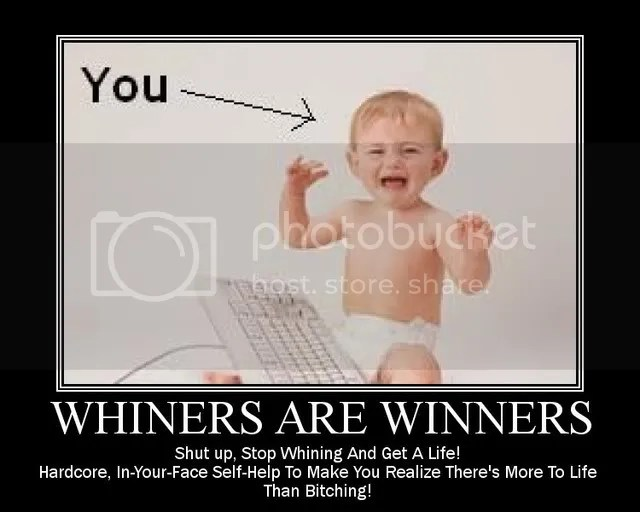 Whiner Pictures, Images and Photos