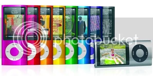 iPod nano de 5ª geração