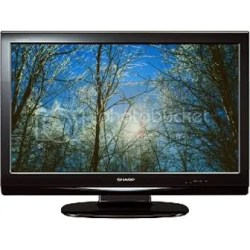 "The brand new 32"" Sharp LCD TV is sold for only Php 35, 995 or for as low as Php 2, 990 at 0% interest for 12 months."